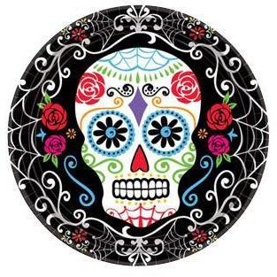 Day Of The Dead Themed Parties
