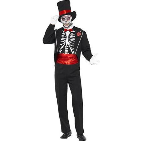 Day Of The Dead Skeleton Costume