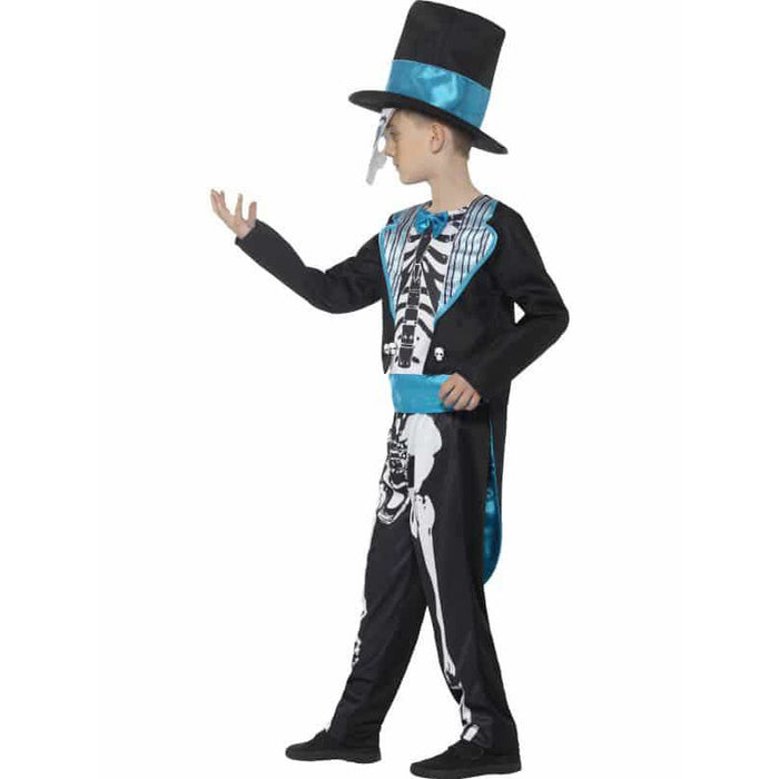 Skeleton Groom Costume