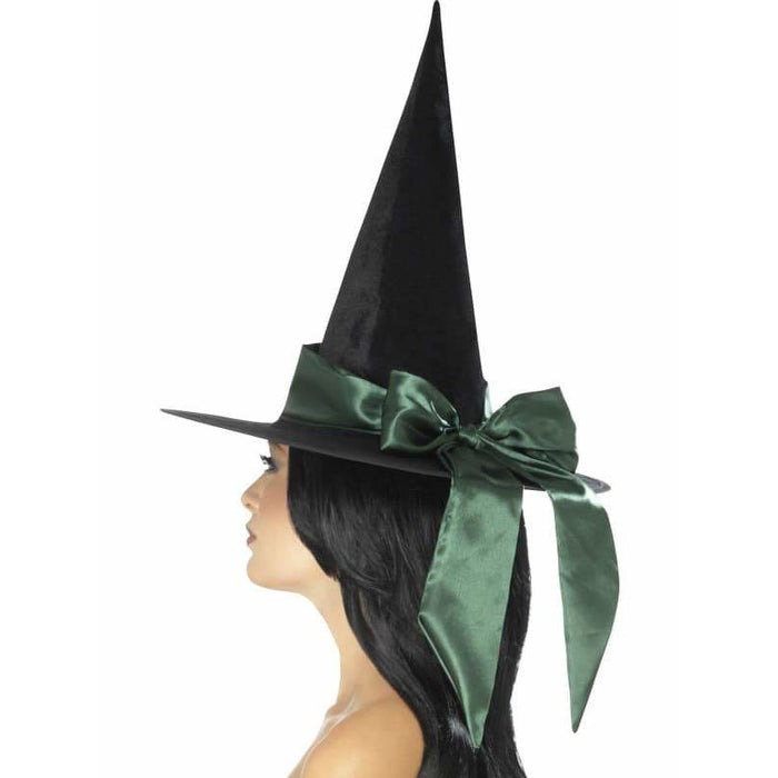 Green Witch Hat