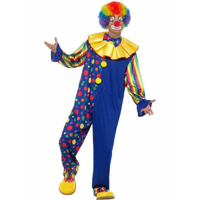 Deluxe Clown Costume