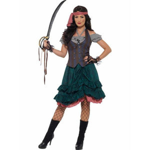 Deluxe Pirate Wench Costume