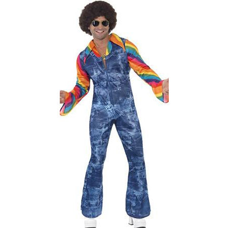 Groovier Dancer Jumpsuit Costume