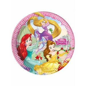 Disney Princess Party Plates - mypartymonsterstore