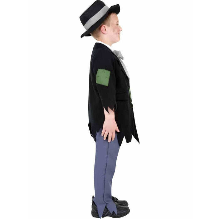 Dodgy Victorian Boy Costume