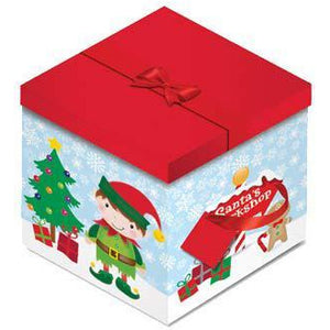 Elf Christmas Gift Box