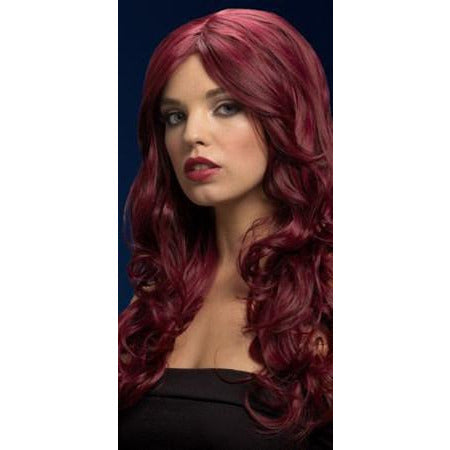 Fever Red Cherry Nicole Wig