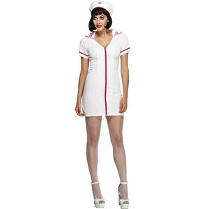 Fever Sexy Nurse Costume - mypartymonsterstore