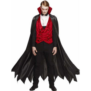 Vampire Costume - mypartymonsterstore