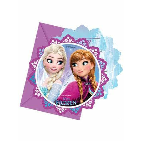 Frozen Party Invitations