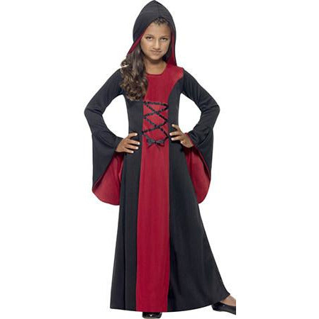 Hooded Vamp Costume
