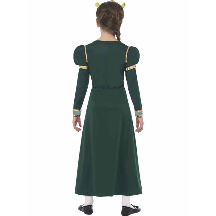 Shrek Princess Fiona Costume