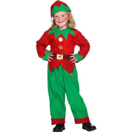 Girls Elf Costumes