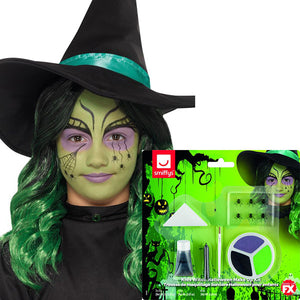 Kids Glitter Witch Make Up Kit