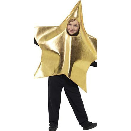 Gold Shining Star Christmas Costumes