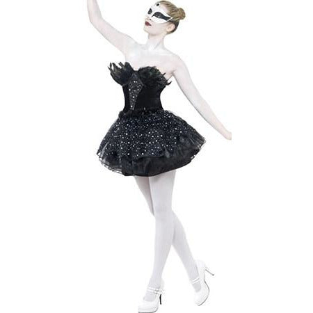 Gothic Swan Halloween Costumes
