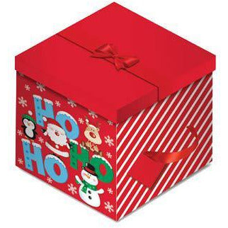 Ho Ho Ho Christmas Gift Box