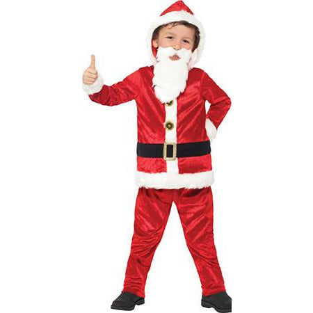 Jolly Santa Christmas Costume