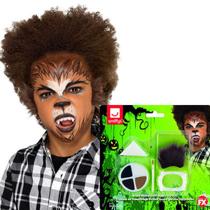 Kids Werewolf Make Up Kit