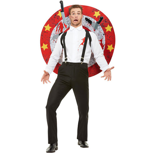 Knife Thrower Costume
