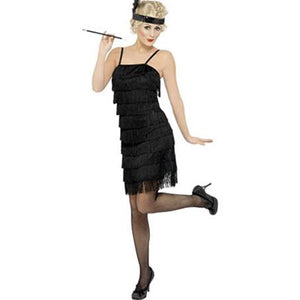 Fringe Flapper Costume