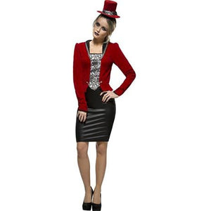 Vampiress Costume - mypartymonsterstore