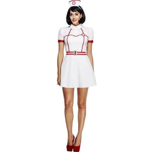 Fever Bed Side Nurse Costume - mypartymonsterstore