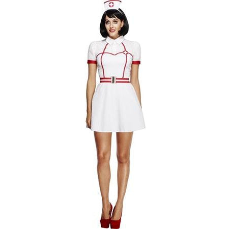Fever Bed Side Nurse Costume