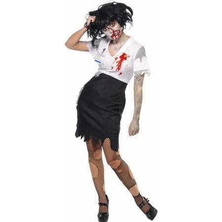 Zombie Work To Death Costume