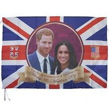 Harry & Meghan Royal Couple Flag