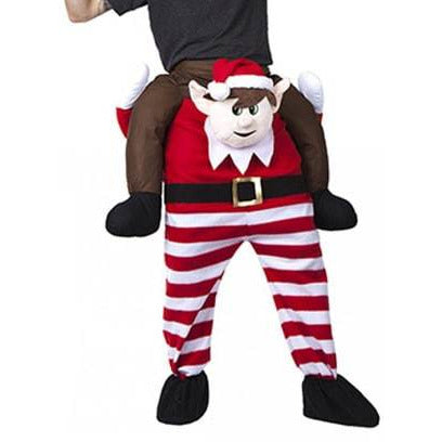 Lift Me Up Elf Fancy Dress Costume