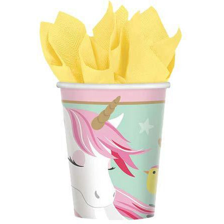 Magical Unicorn Paper Cups