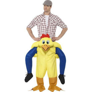 Piggyback Chicken Costume