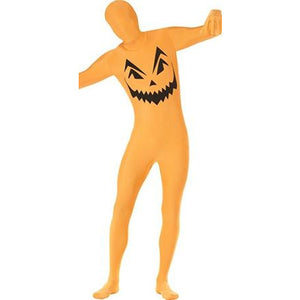 Pumpkin Second Skin Suit