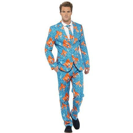 Goldfish Stand Out Suit