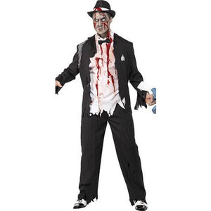 Zombie Gangster Costume