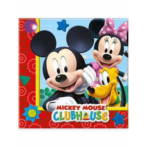 Mickey Mouse Playful Party Napkins
