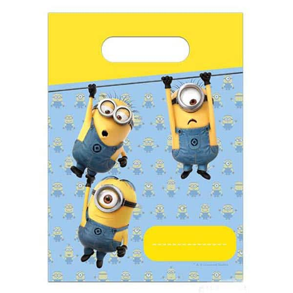 Lovely Minions Party Bags