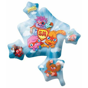 Moshi Monsters Group supershape - mypartymonsterstore