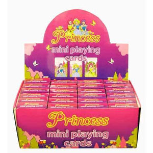 Princess Mini Playing Cards - mypartymonsterstore