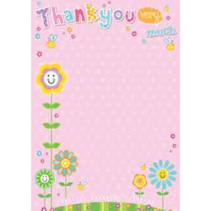 Thank You Ta Very Much Hanging Pads x20 - mypartymonsterstore