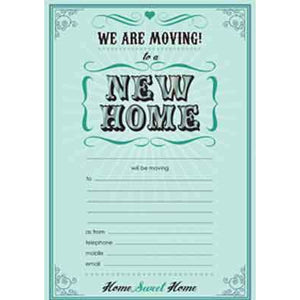 New Address Hanging Pads x20 - mypartymonsterstore
