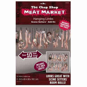 The Chop Shop Meat Market Scene Setter