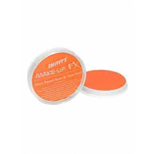Orange Face And Body Paint 16ml