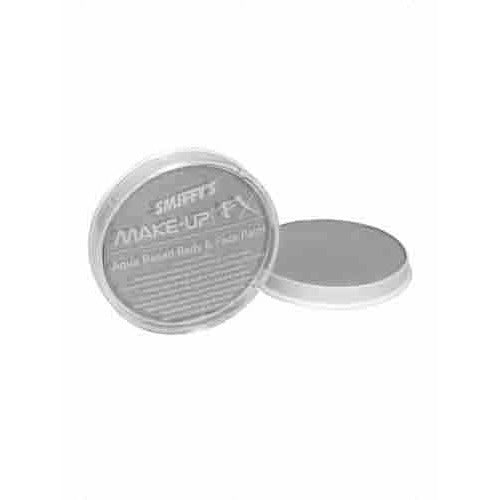 Silver Metallic Face And Body Paint 16ml