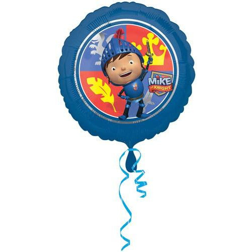 Mike The Knight foil balloon