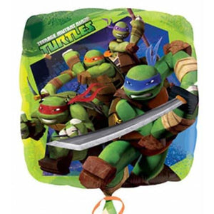 Ninja Turtles Balloon - mypartymonsterstore