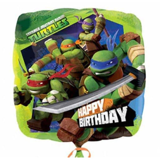Ninja Turtles Birthday Balloon