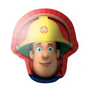 Fireman Sam Head Supershape Balloon - mypartymonsterstore