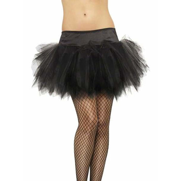 Frilly Black TuTu